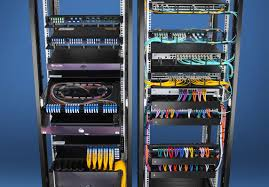 server rack cabling - Southwest, FL
